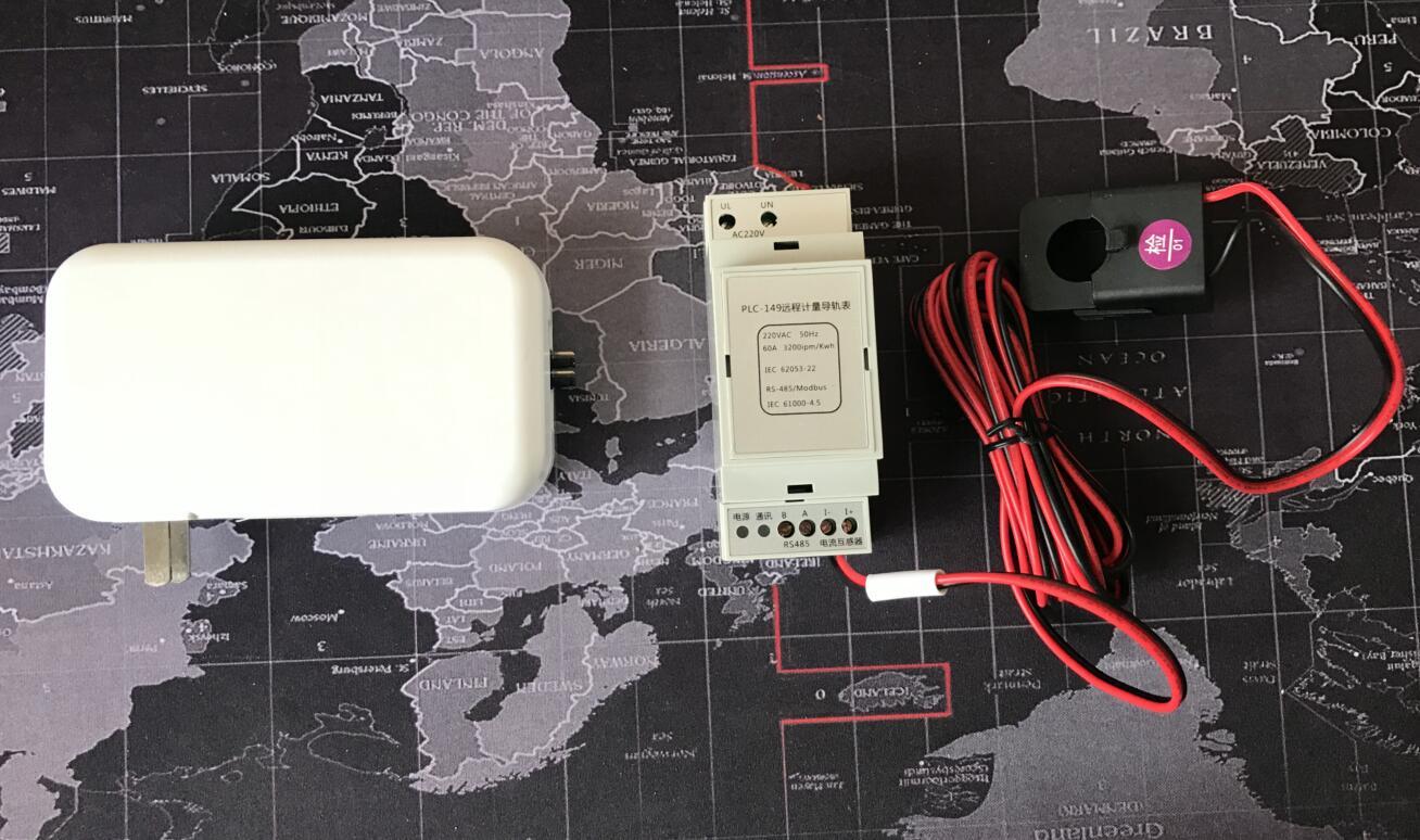 WIFI 电表套装